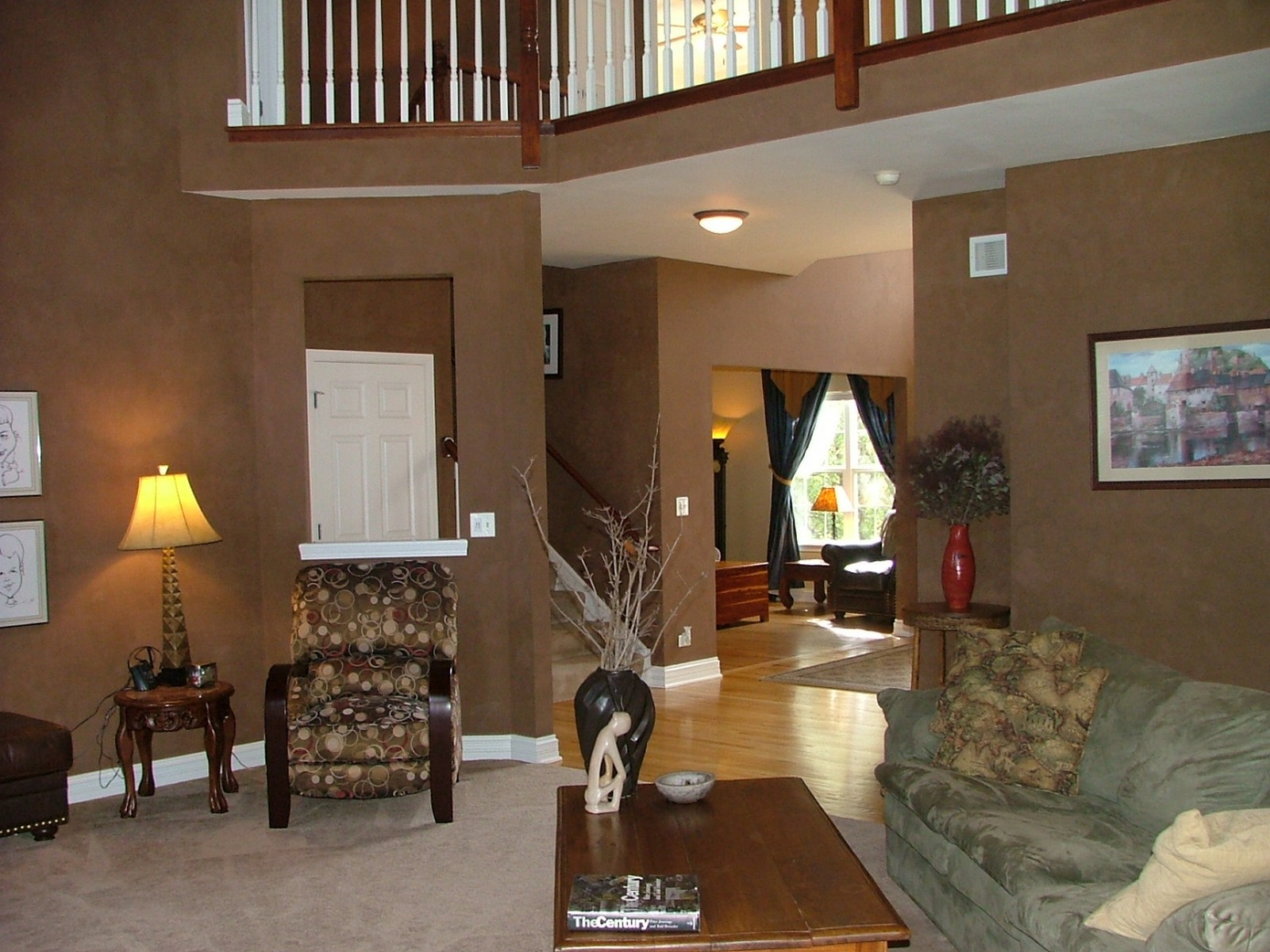 Real Estate Photography - 835 Chasewood Dr, South Elgin, IL, 60177 - Family Room