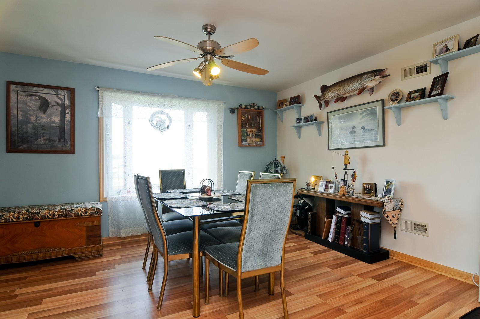 Real Estate Photography - 415 Kings Rd, Fox Lake, IL, 60020 - Dining Room