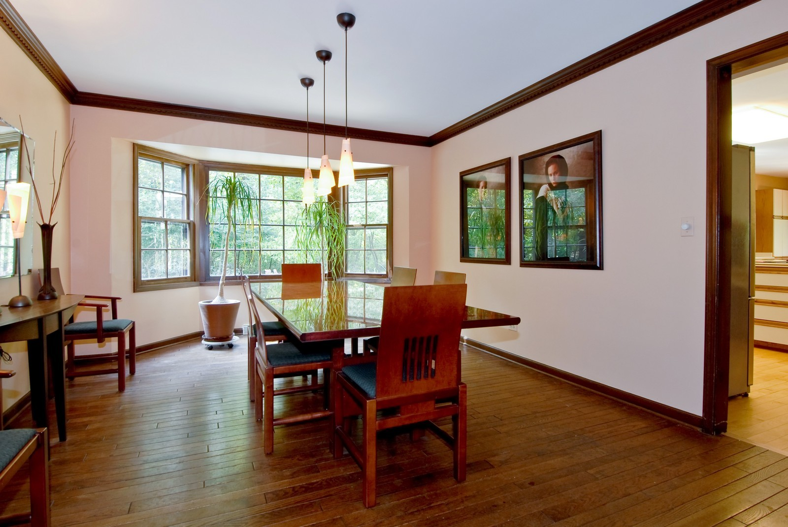 Real Estate Photography - 38W497 Mallard Lake Rd, Saint Charles, IL, 60175 - Dining Room