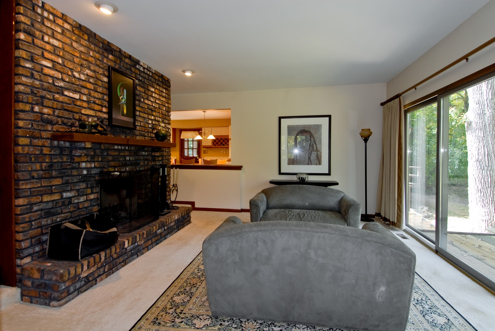 Real Estate Photography - 38W497 Mallard Lake Rd, Saint Charles, IL, 60175 - Family Room