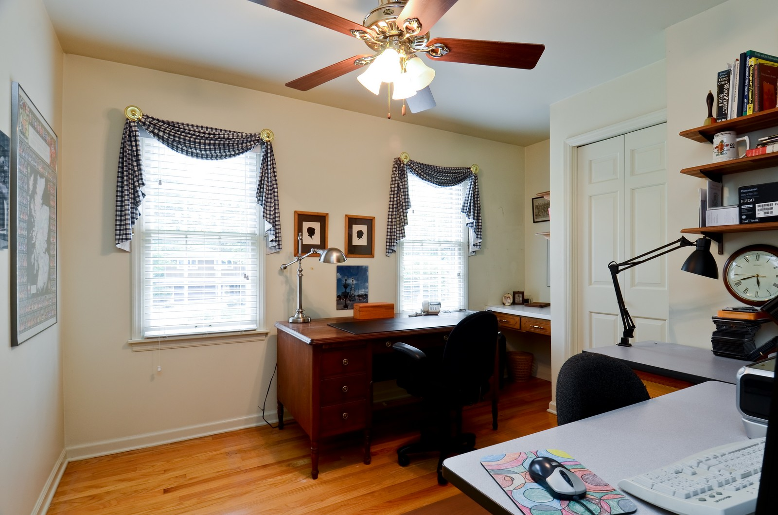Real Estate Photography - 1101 35th St, Downers Grove, IL, 60515 - 3rd Bedroom