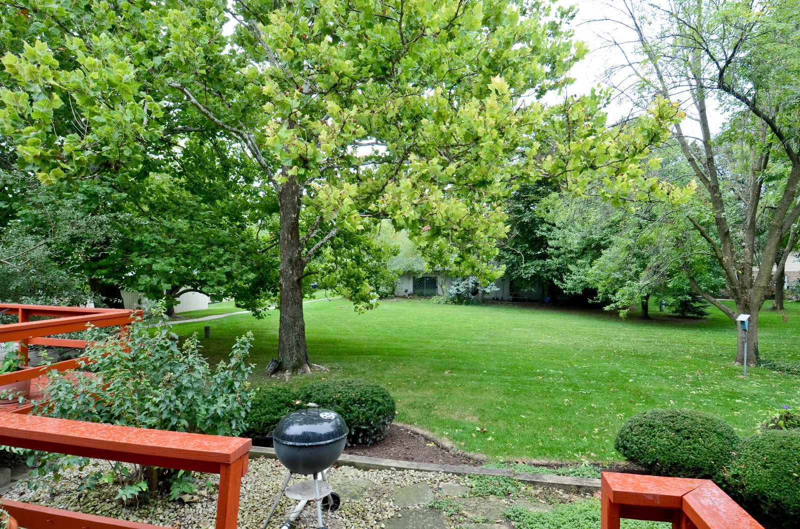 Real Estate Photography - 1101 35th St, Downers Grove, IL, 60515 - Back Yard
