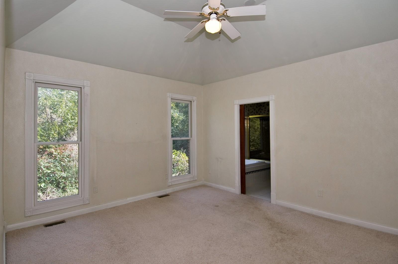 Real Estate Photography - 644 Oakland Dr, Dekalb, IL, 60115 - Master Bedroom
