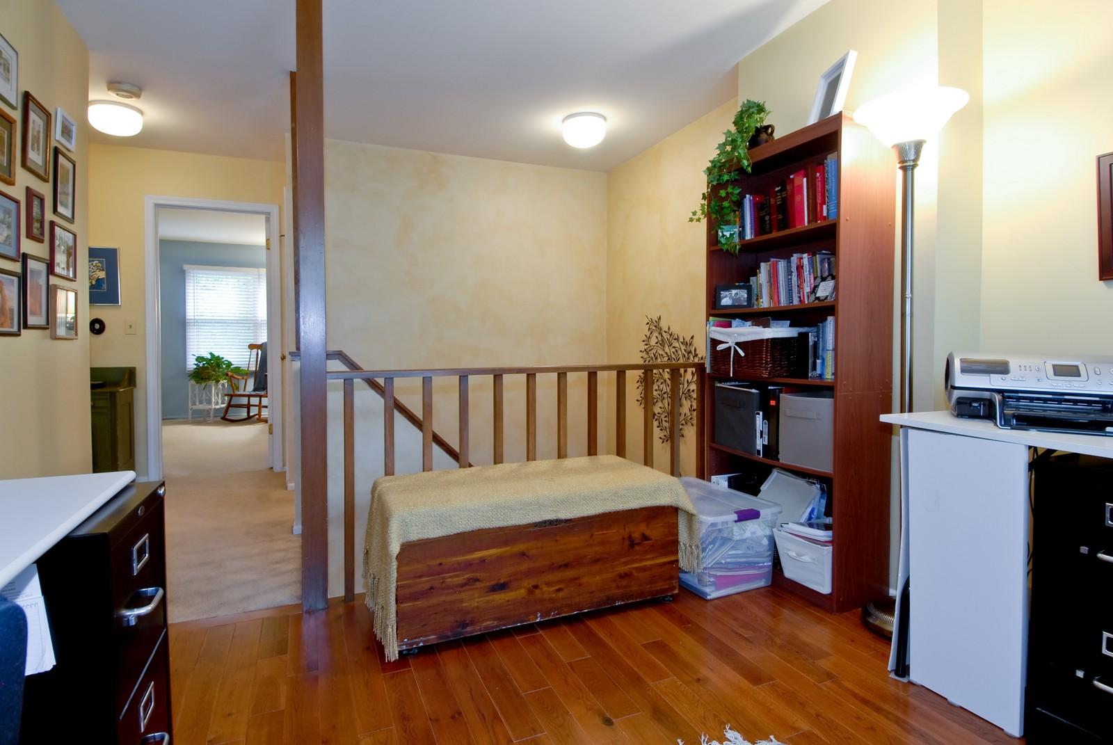 Real Estate Photography - 55 White Oak Cir, St Charles, IL, 60174 - Loft View B