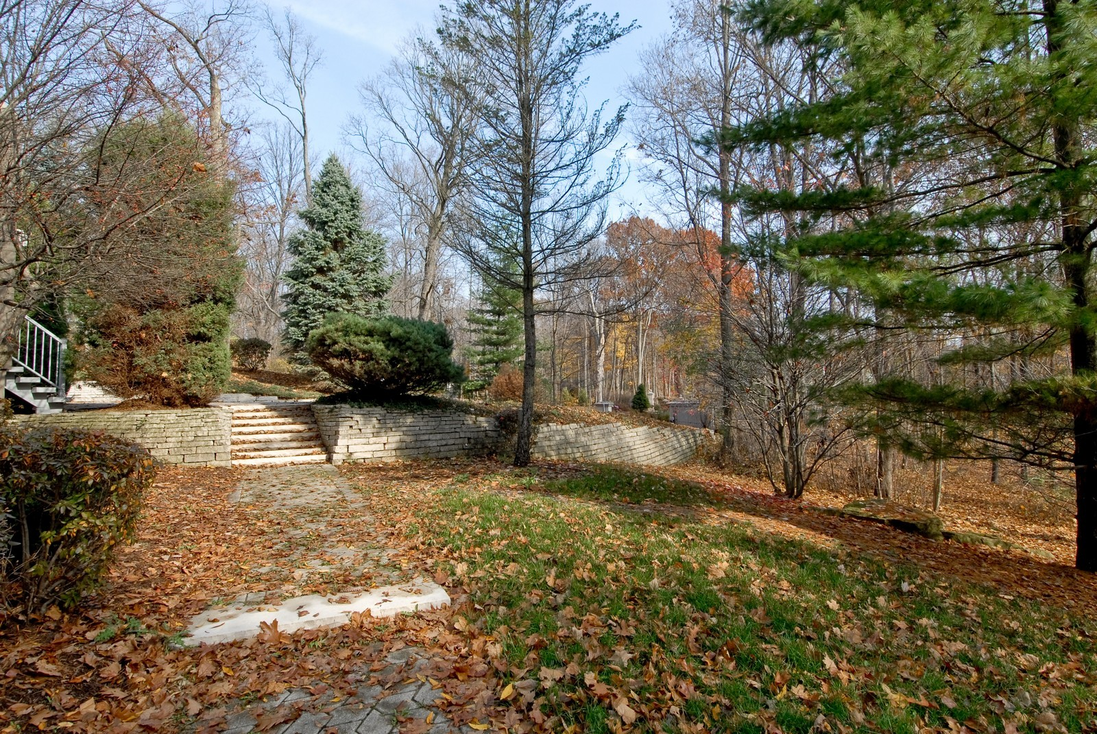 Real Estate Photography - 36W705 Stoneleat Rd, St Charles, IL, 60175 - Back Yard