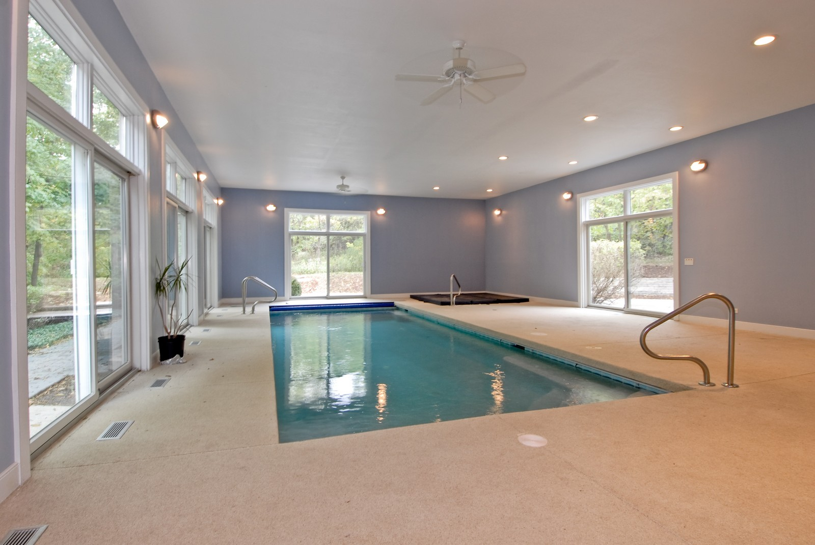 Real Estate Photography - 36W705 Stoneleat Rd, St Charles, IL, 60175 - Pool