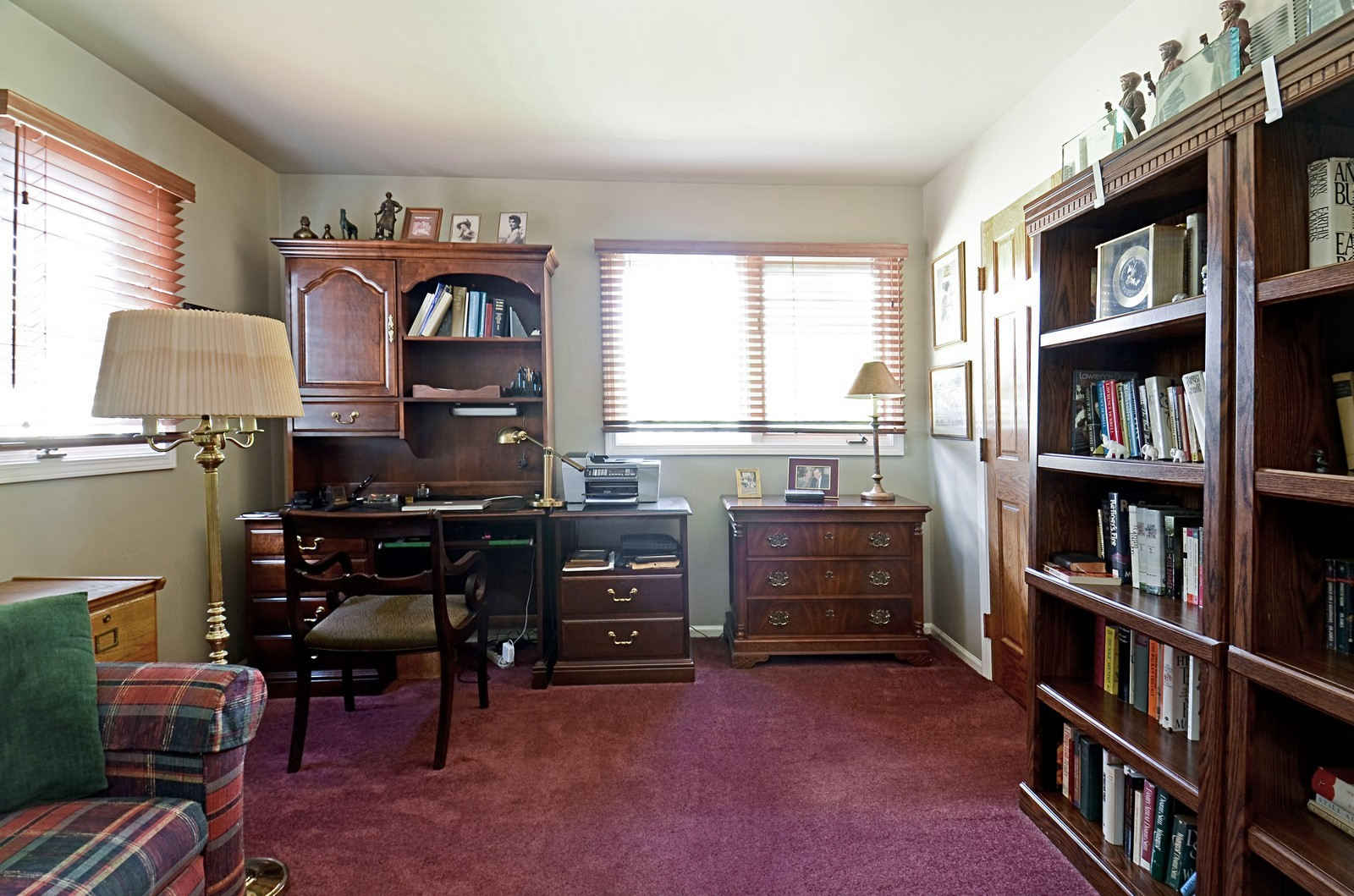 Real Estate Photography - 367 S Edgewood, Wood Dale, IL, 60191 - 3rd Bedroom