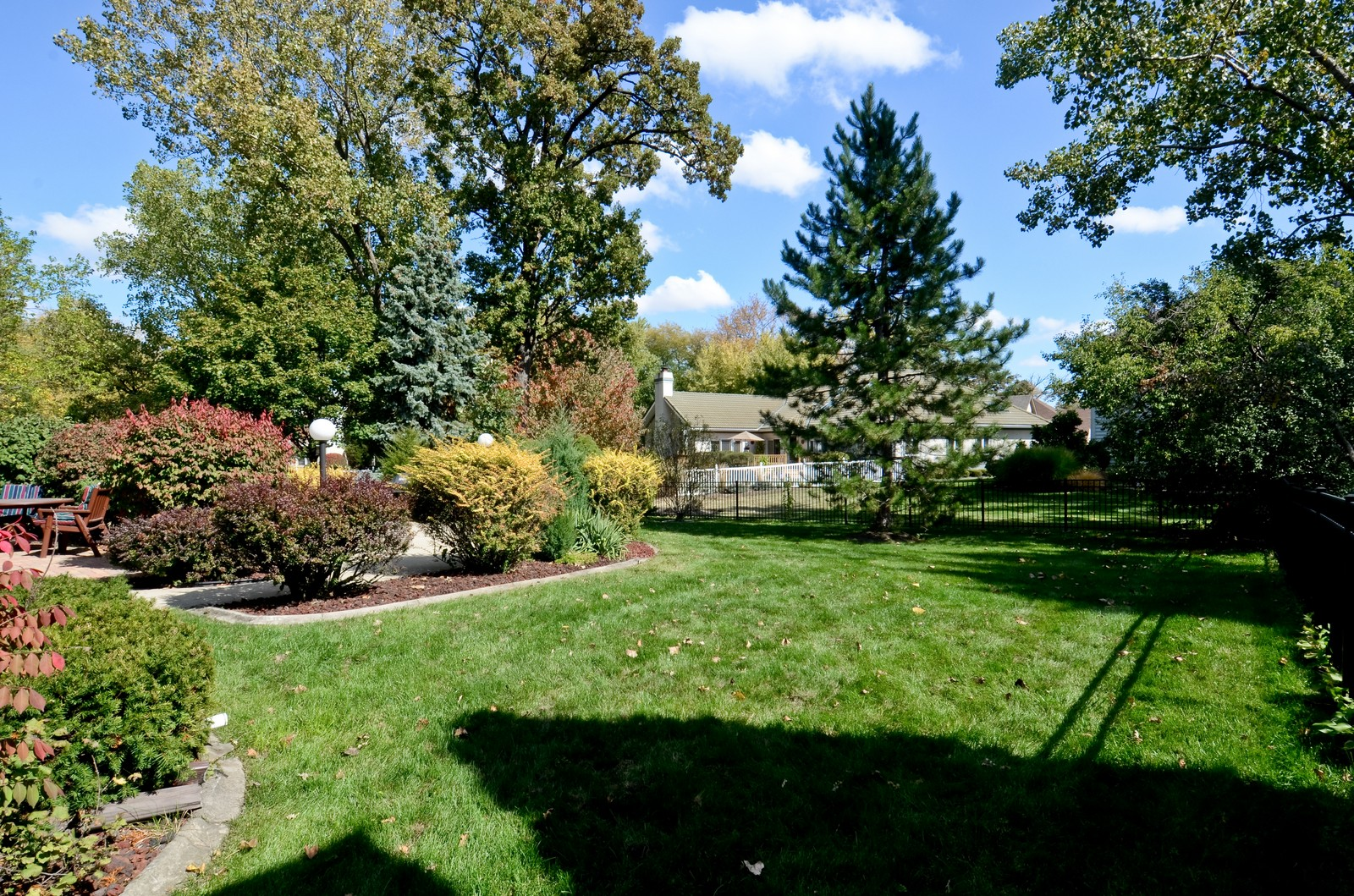 Real Estate Photography - 367 S Edgewood, Wood Dale, IL, 60191 - Back Yard