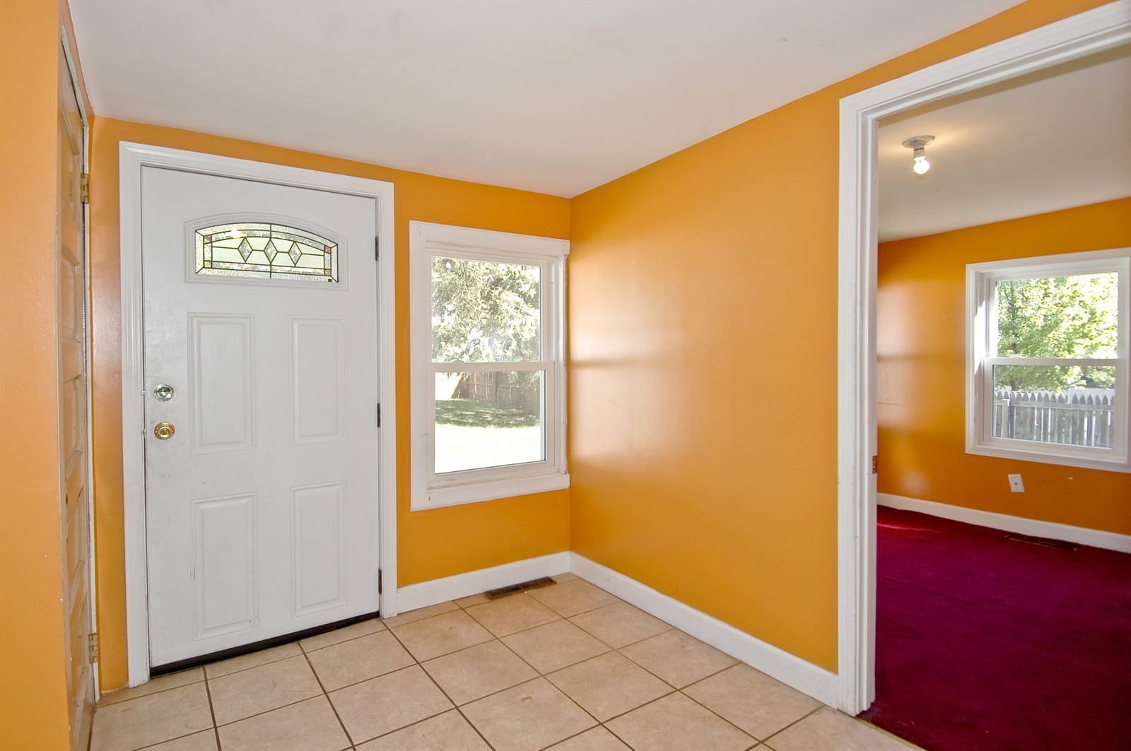 Real Estate Photography - 440 Addison St, Elgin, IL, 60120 - Back Entry
