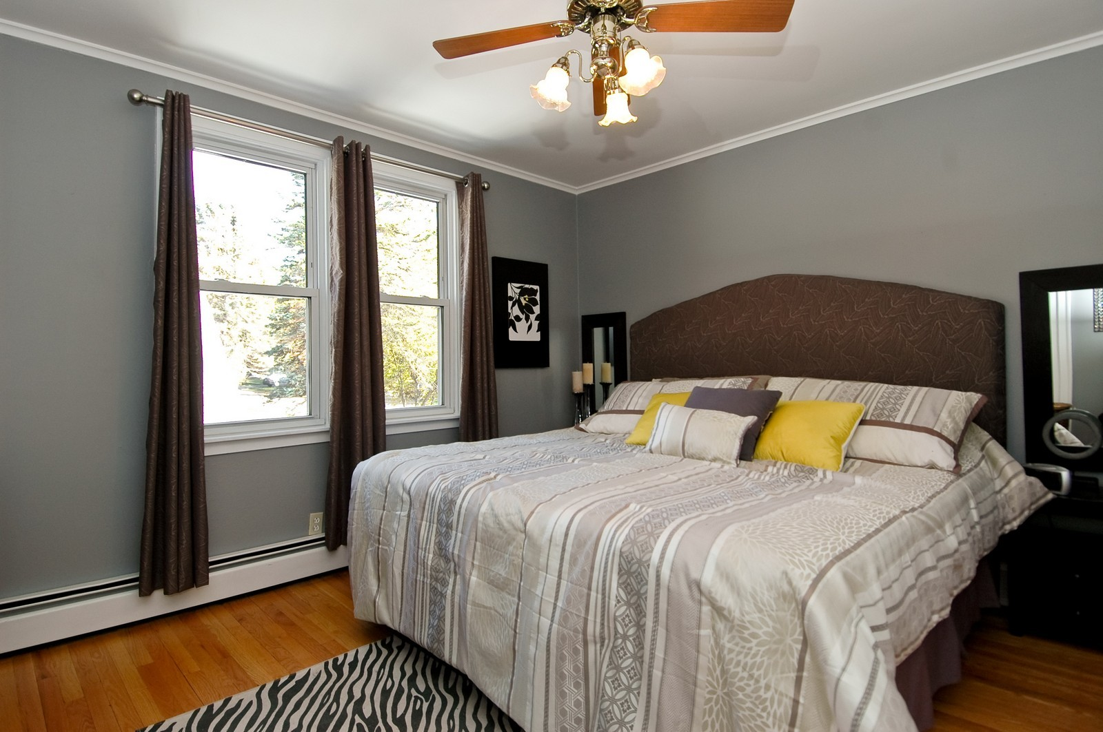 Real Estate Photography - 1138 Getzelman Ter, Algonquin, IL, 60102 - Master Bedroom