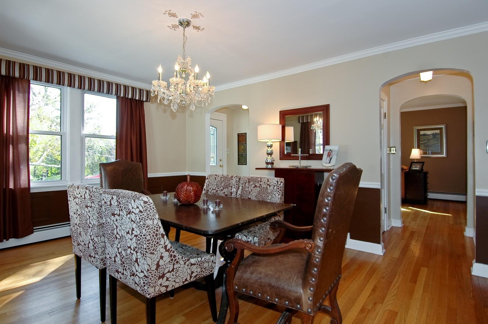 Real Estate Photography - 1138 Getzelman Ter, Algonquin, IL, 60102 - Dining Room