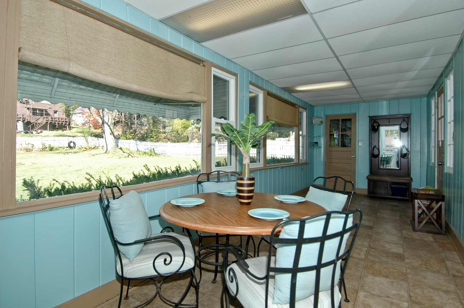 Real Estate Photography - 1138 Getzelman Ter, Algonquin, IL, 60102 - Porch