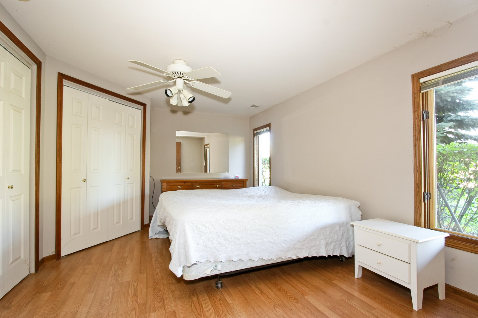 Real Estate Photography - 7 N Bay Rd, Palos Heights, IL, 60463 - 3rd Bedroom