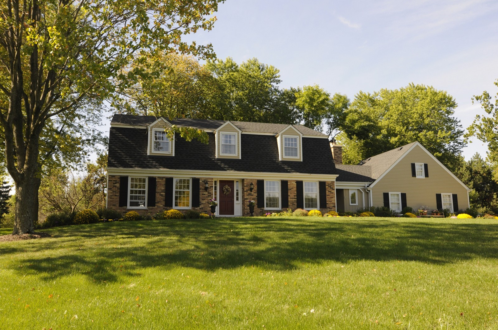 Real Estate Photography - 1723 Pheasant Trail Rd, Inverness, IL, 60067 - Front View