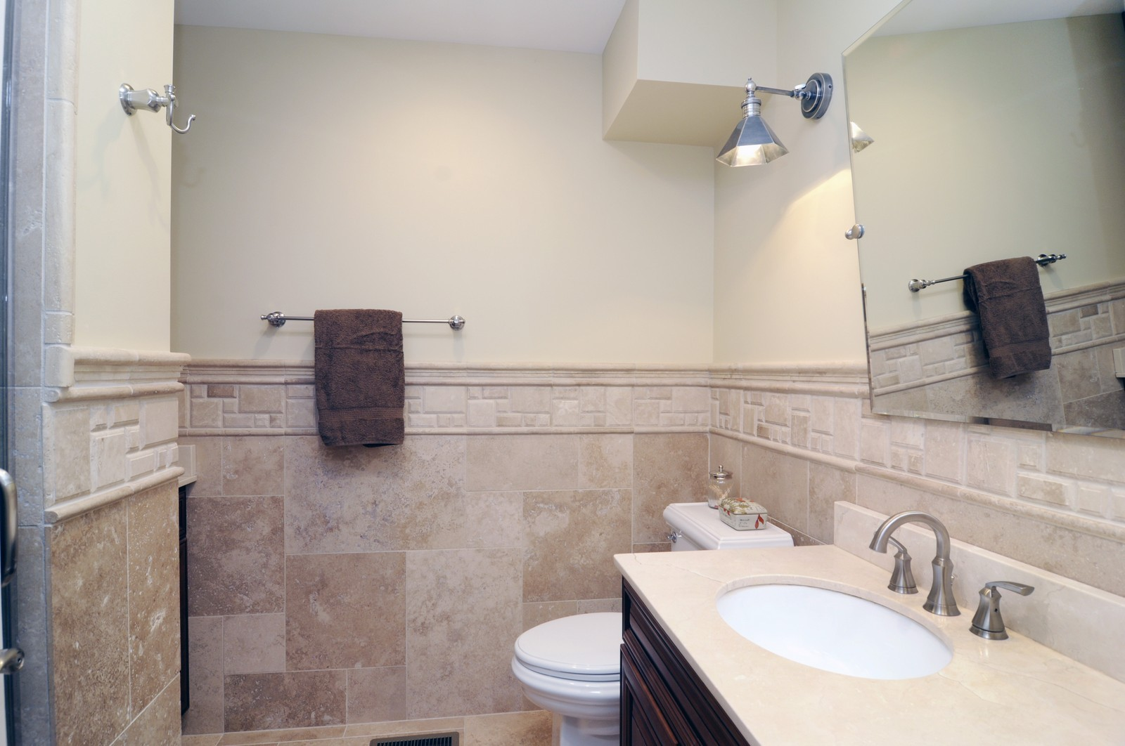 Real Estate Photography - 1723 Pheasant Trail Rd, Inverness, IL, 60067 - Bathroom
