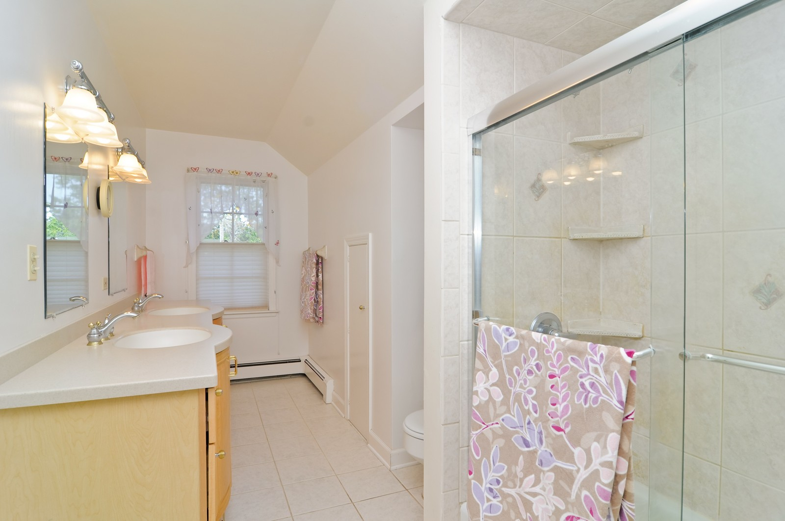 Real Estate Photography - 1070 Valley Lake Dr, Inverness, IL, 60067 - Master Bathroom