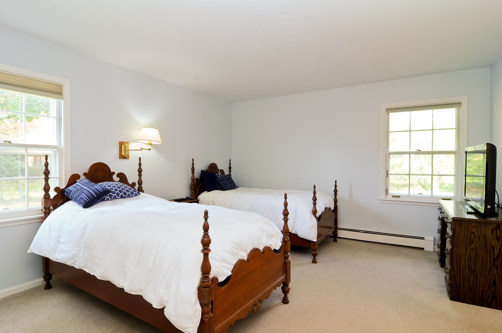Real Estate Photography - 1070 Valley Lake Dr, Inverness, IL, 60067 - 3rd Bedroom