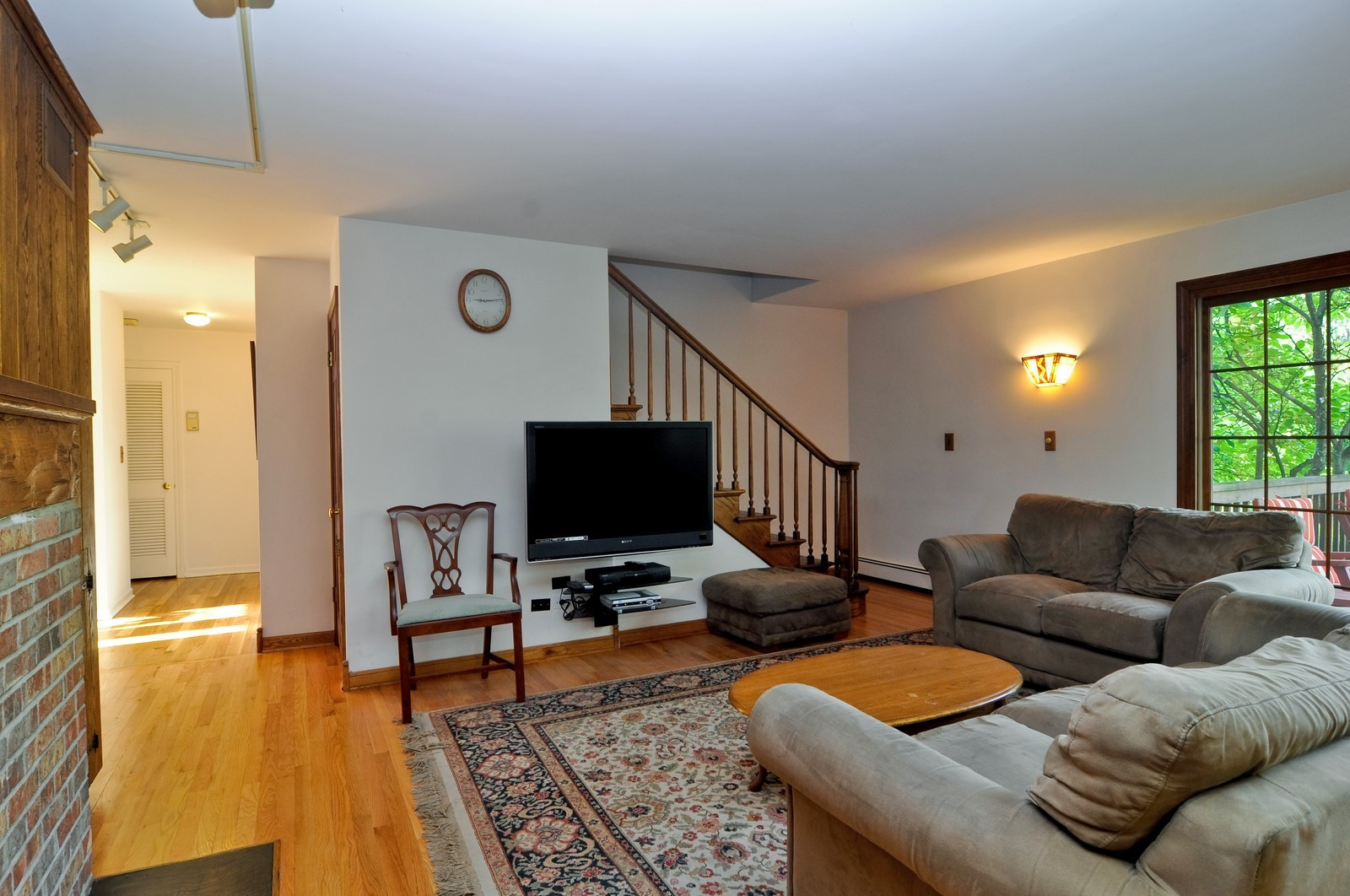 Real Estate Photography - 1070 Valley Lake Dr, Inverness, IL, 60067 - Family Room