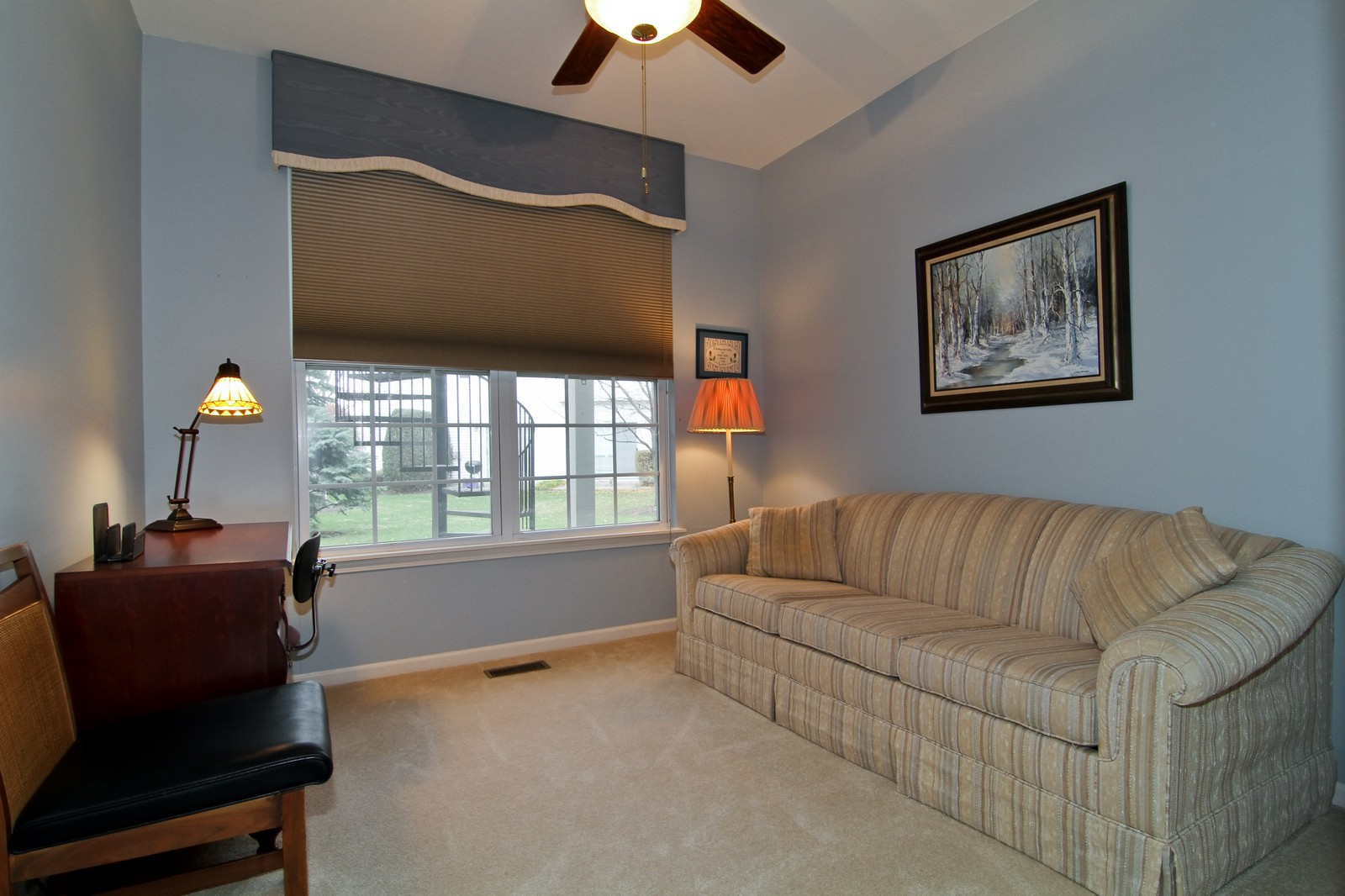 Real Estate Photography - 711 Crossing Way, Saint Charles, IL, 60174 - Bedroom