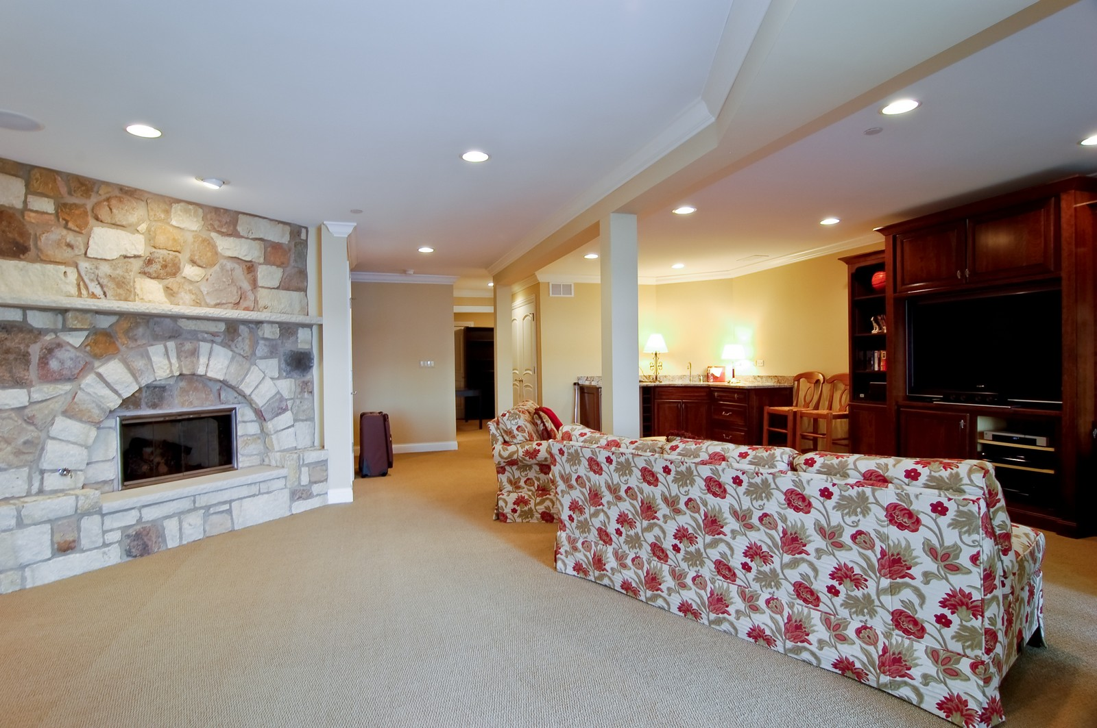 Real Estate Photography - 255 Sandy Point Ln, Lake Zurich, IL, 60047 - Recreational Area