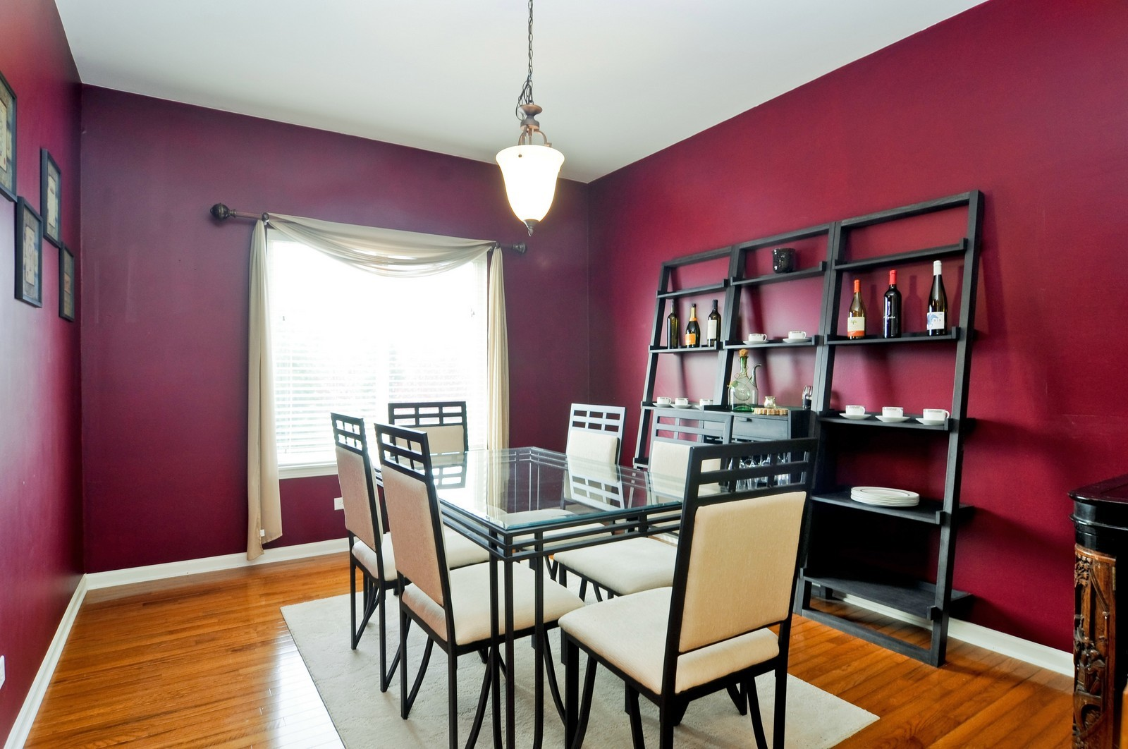 Real Estate Photography - 3461 Chadwick Lane, Lake in the Hills, IL, 60156 - Dining Room