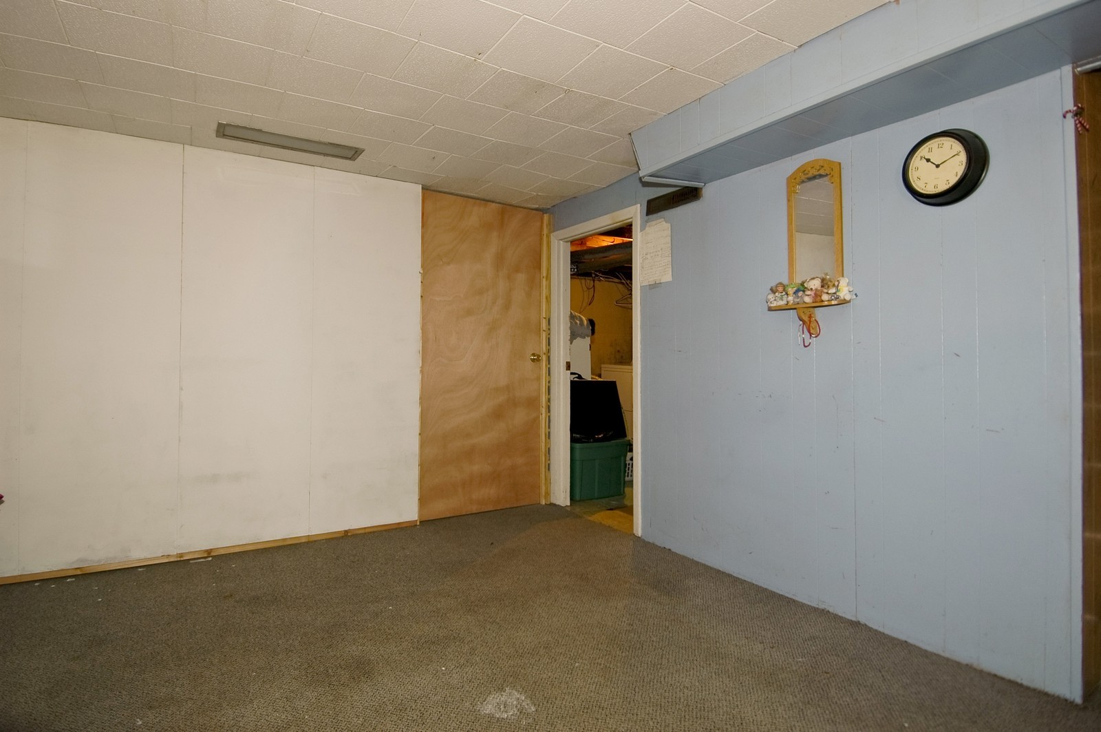 Real Estate Photography - 4220 Ponca St, McHenry, IL, 60050 - Basement