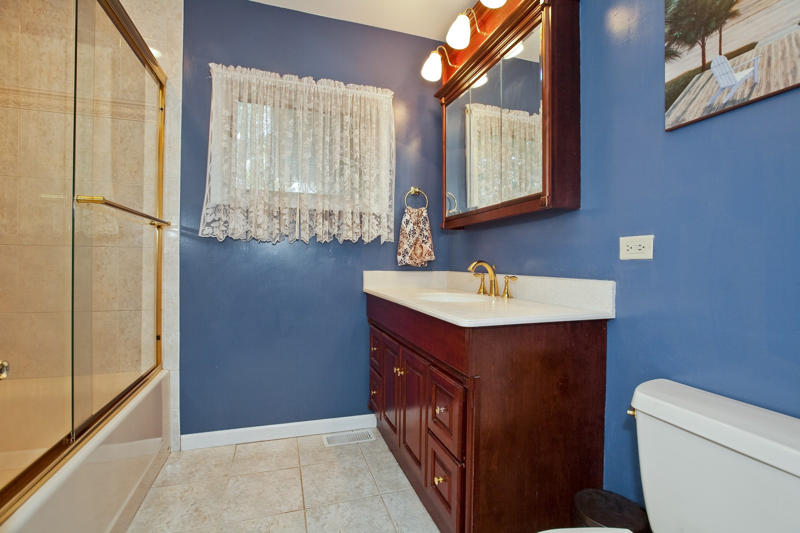 Real Estate Photography - 501 Grant St, Downers Grove, IL, 60515 - Bathroom