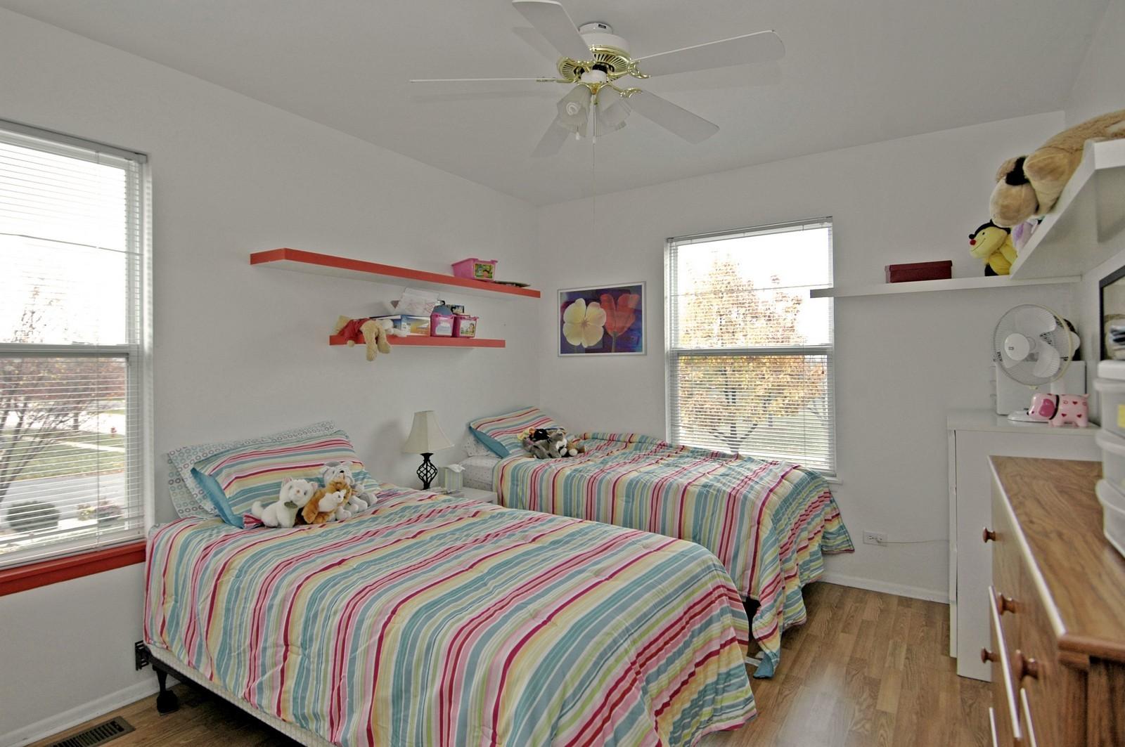 Real Estate Photography - 1764 Kennsington Ln, Crystal Lake, IL, 60014 - Bedroom