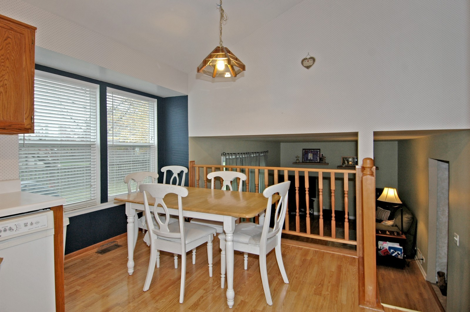 Real Estate Photography - 1764 Kennsington Ln, Crystal Lake, IL, 60014 - Dining Area