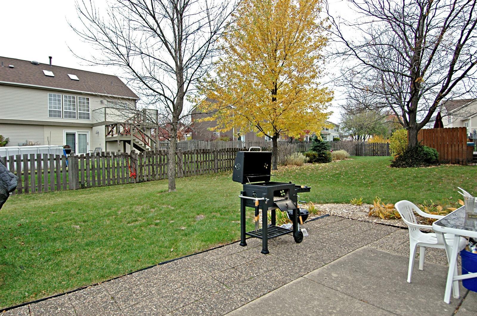 Real Estate Photography - 1764 Kennsington Ln, Crystal Lake, IL, 60014 - Patio