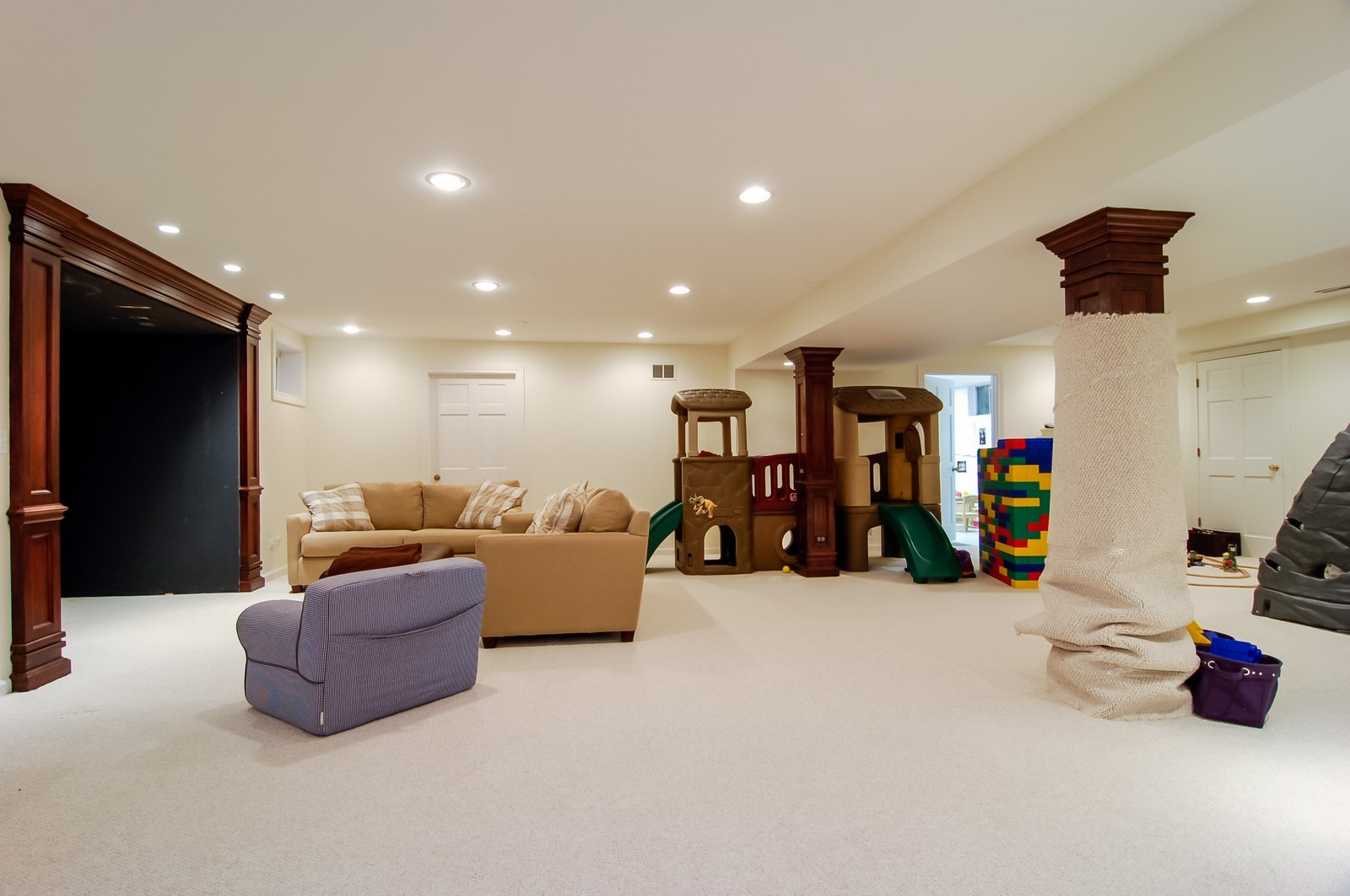 Real Estate Photography - 1655 Pheasant Trl, Inverness, IL, 60067 - Recreational Area