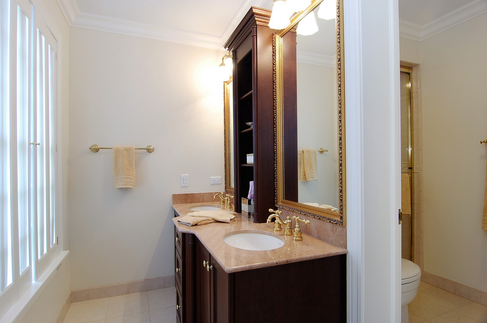 Real Estate Photography - 1655 Pheasant Trl, Inverness, IL, 60067 - Bathroom