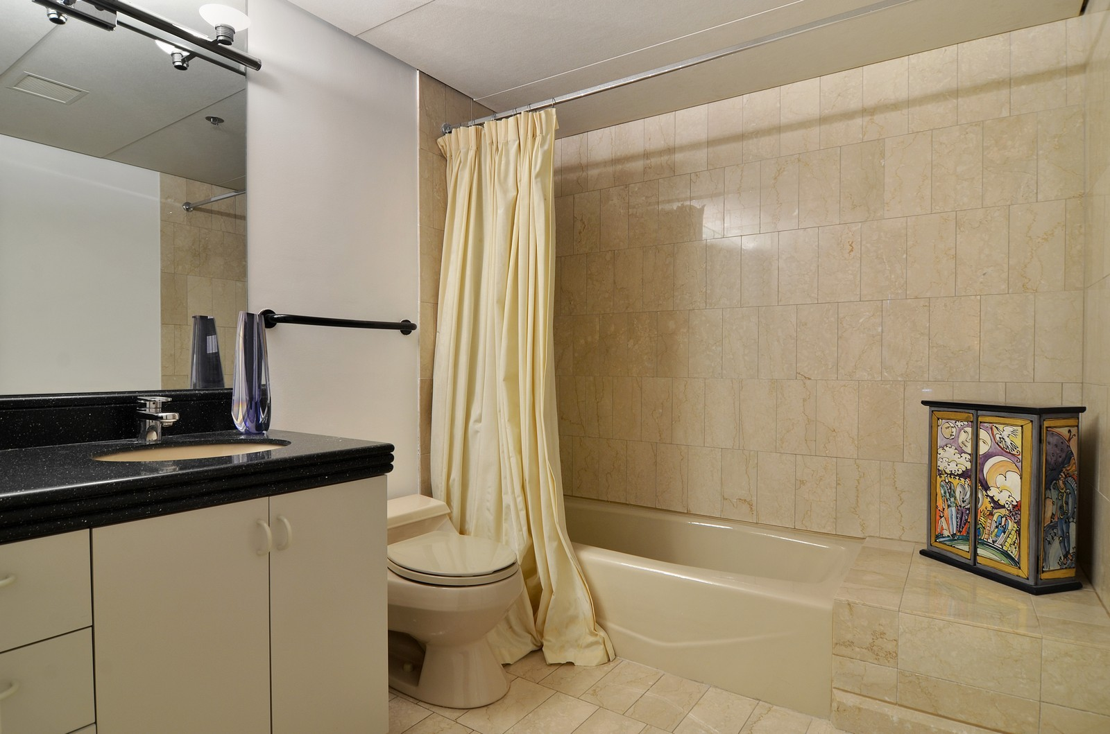 Real Estate Photography - 161 E Chicago Ave, Unit 44B, Chicago, IL, 60611 - Bathroom