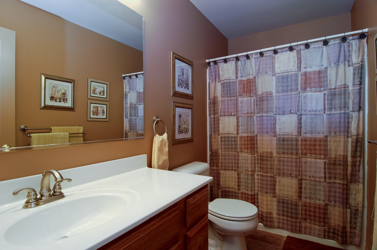 Real Estate Photography - 307 Winding Ter, Genoa, IL, 60135 - Bathroom