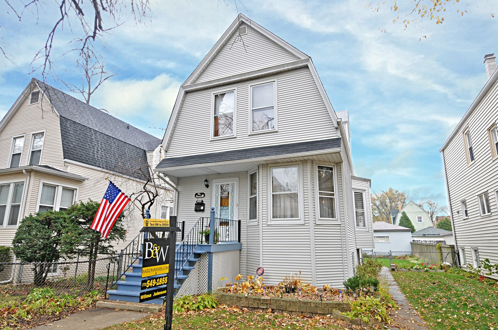 Real Estate Photography - 4435 N Avers Ave, Chicago, IL, 60625 - Front View