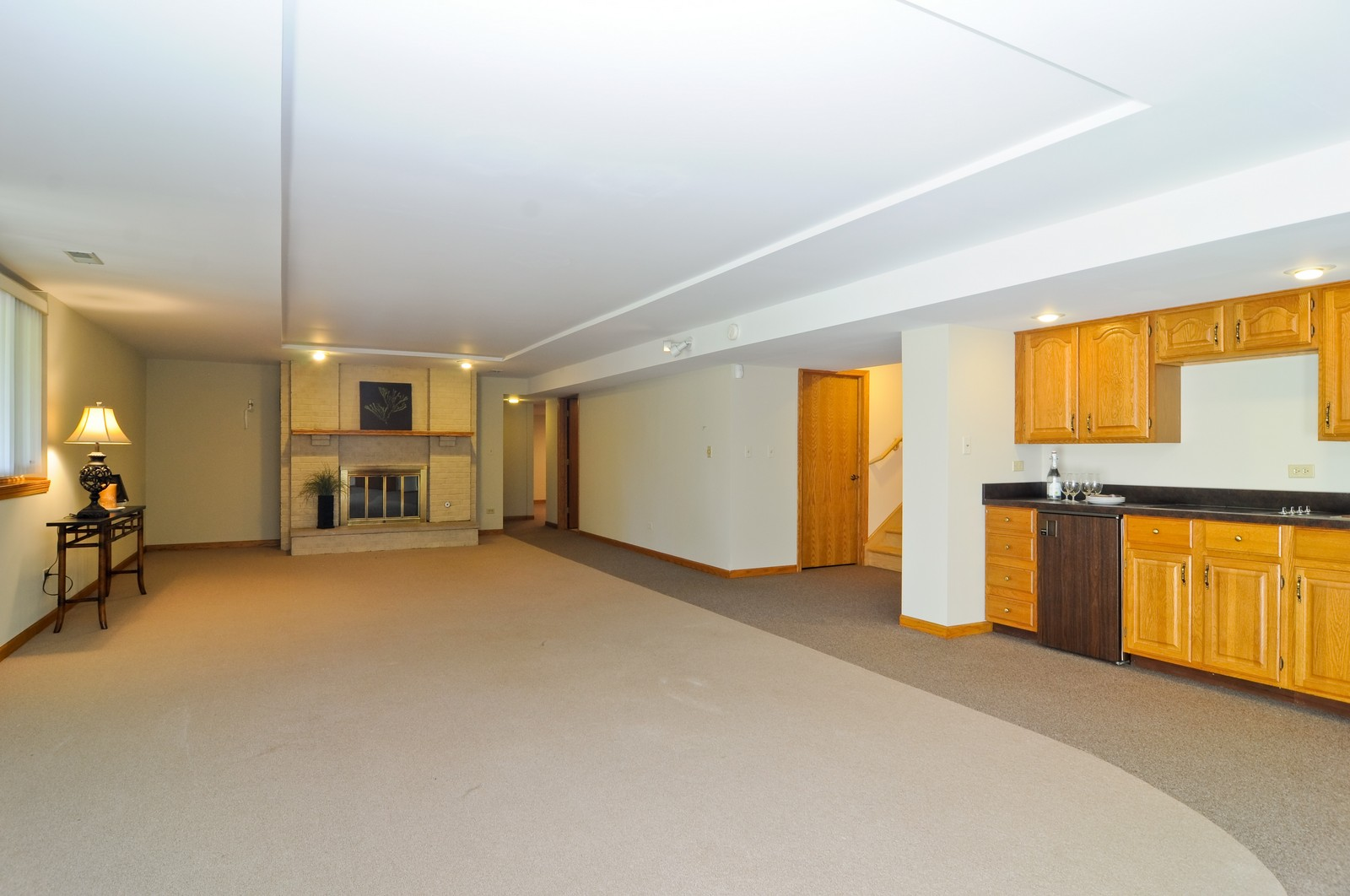 Real Estate Photography - 425 Bradwell Rd, Barrington, IL, 60010 - Basement