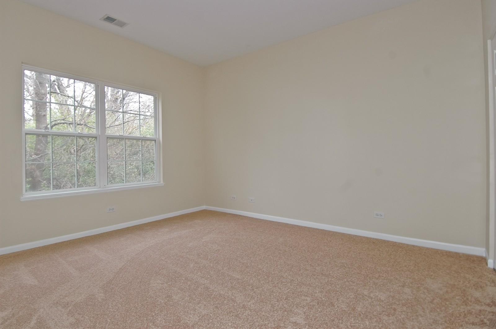 Real Estate Photography - 2737 Cobblestone Dr, Unit B, Crystal Lake, IL, 60012 - Bedroom