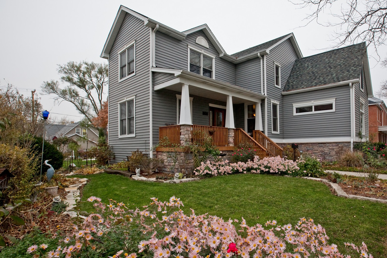 Real Estate Photography - 512 Prairie Ave, Downers Grove, IL, 60515 - Front View