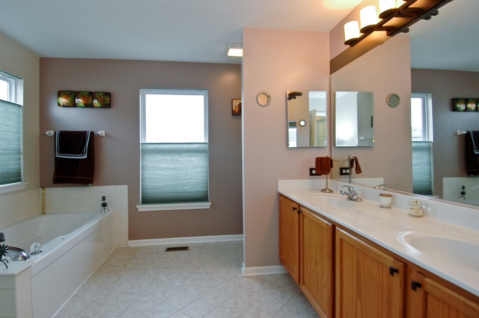 Real Estate Photography - 561 Golden Valley Ln, Algonquin, IL, 60102 - Master Bathroom