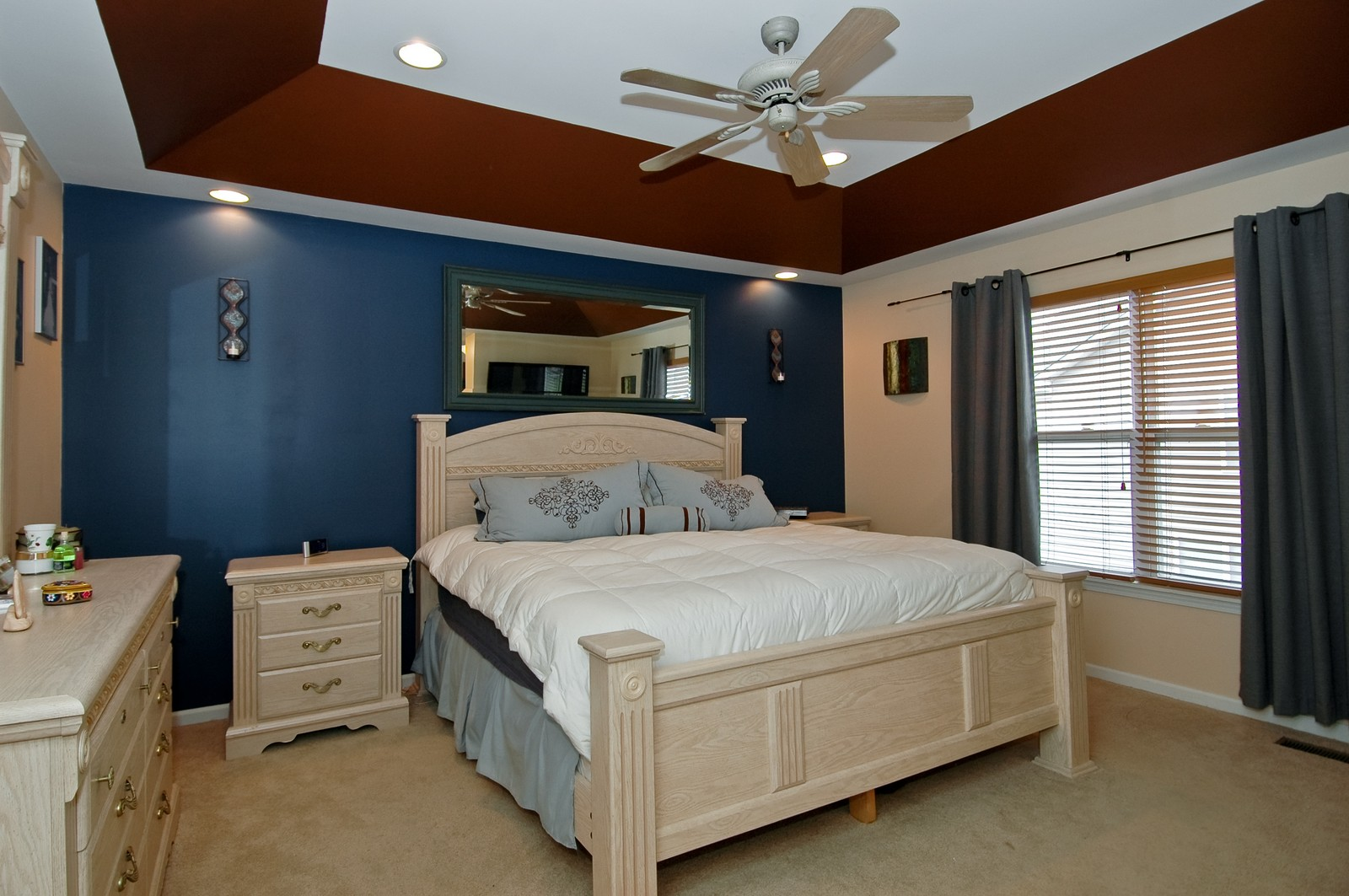 Real Estate Photography - 561 Golden Valley Ln, Algonquin, IL, 60102 - Master Bedroom