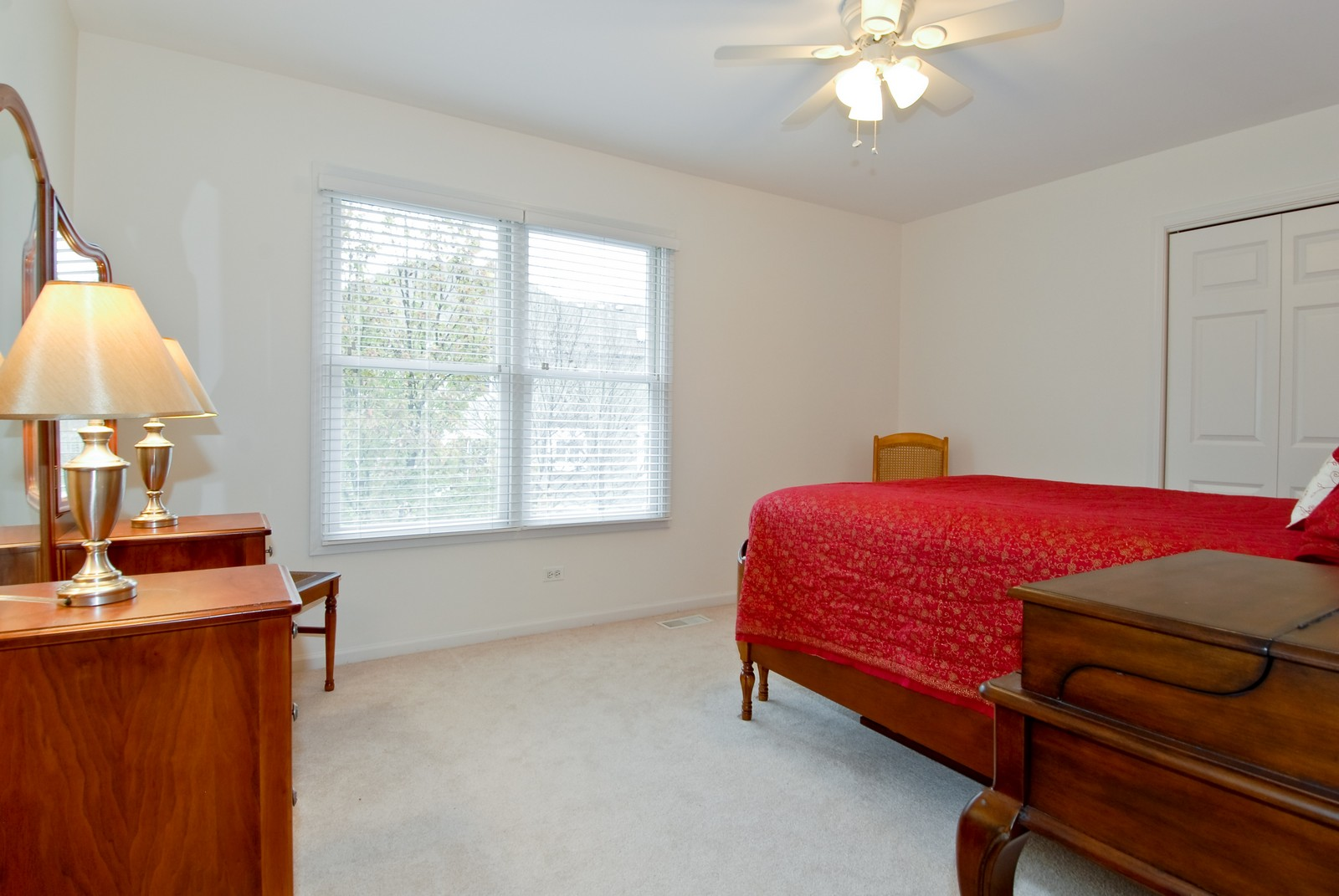 Real Estate Photography - 2111 Sisters Ave, Naperville, IL, 60564 - 2nd Bedroom