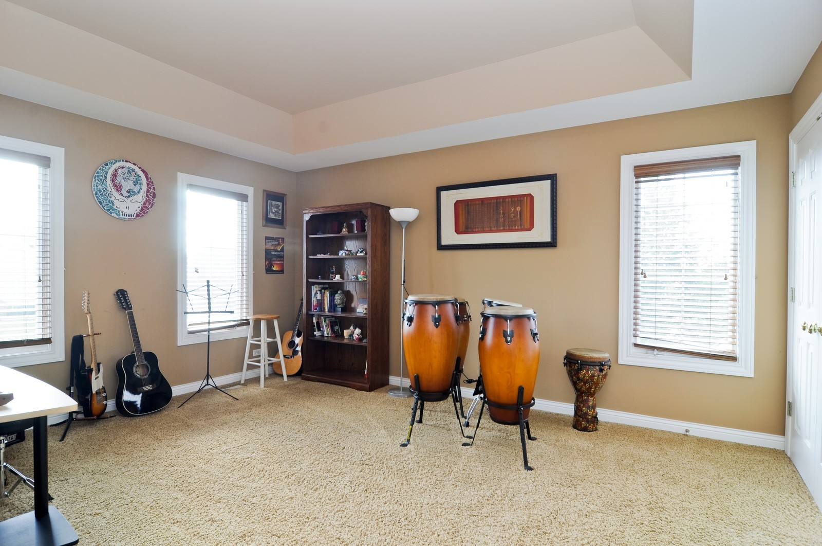 Real Estate Photography - 27137 Driftwood Ct, Lake Barrington, IL, 60010 - 3rd Bedroom