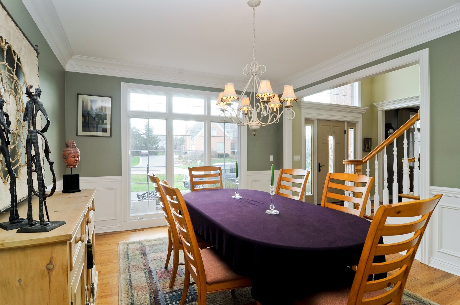 Real Estate Photography - 27137 Driftwood Ct, Lake Barrington, IL, 60010 - Dining Room