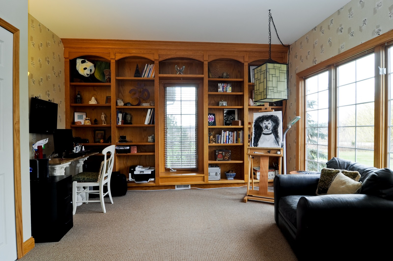 Real Estate Photography - 27137 Driftwood Ct, Lake Barrington, IL, 60010 - Office