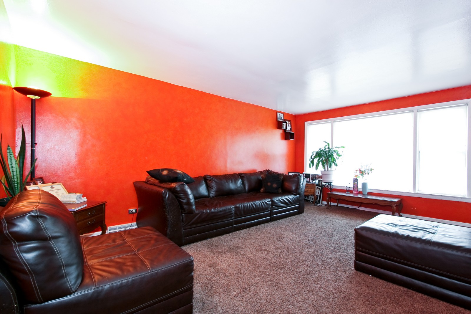 Real Estate Photography - 12462 S Wabash, Chicago, IL, 60620 - Living Room