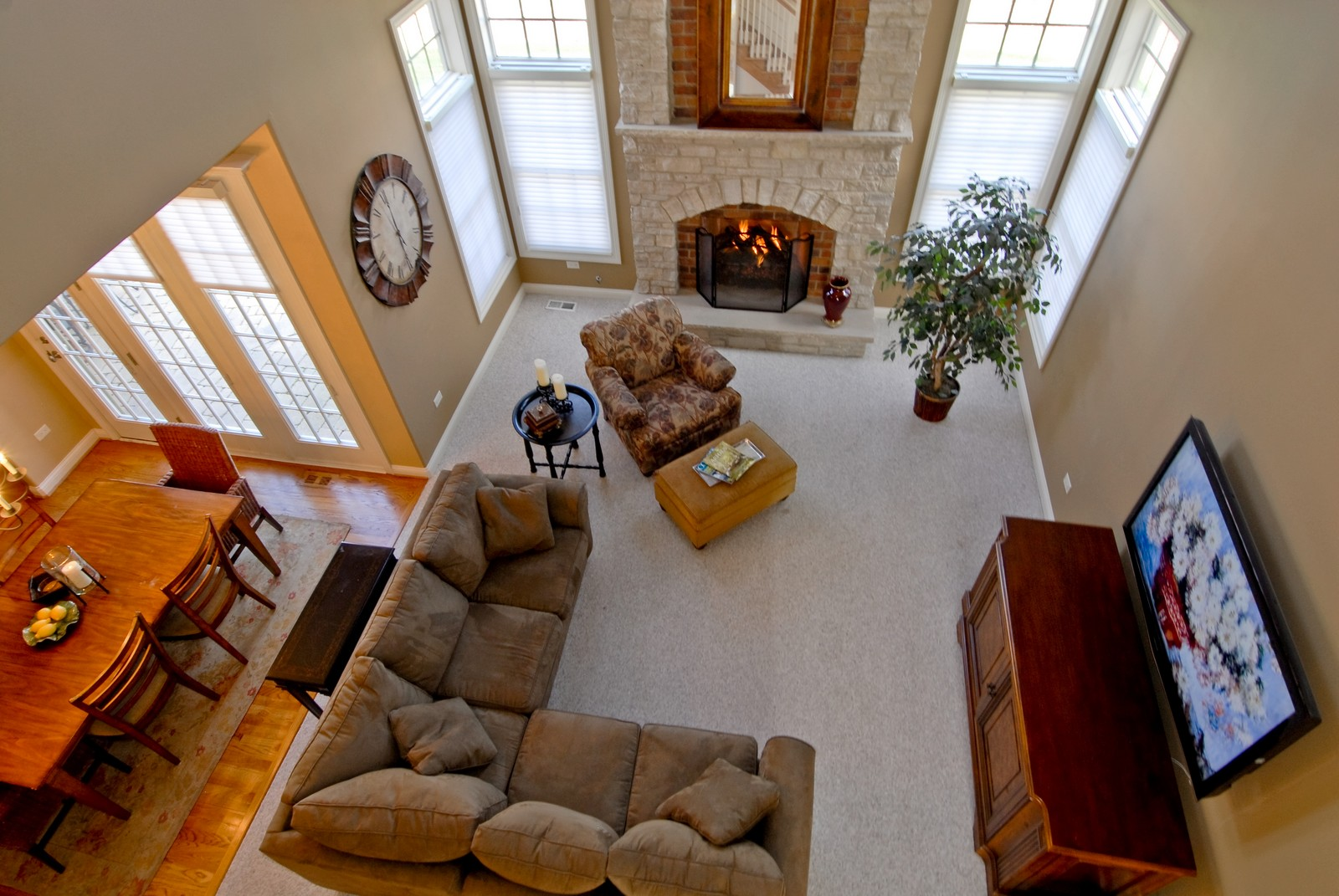 Real Estate Photography - 3839 Junebreeze Ln, Naperville, IL, 60564 - Location 2