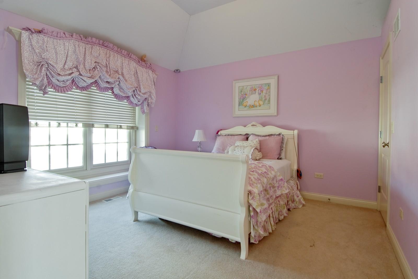 Real Estate Photography - 3839 Junebreeze Ln, Naperville, IL, 60564 - 2nd Bedroom