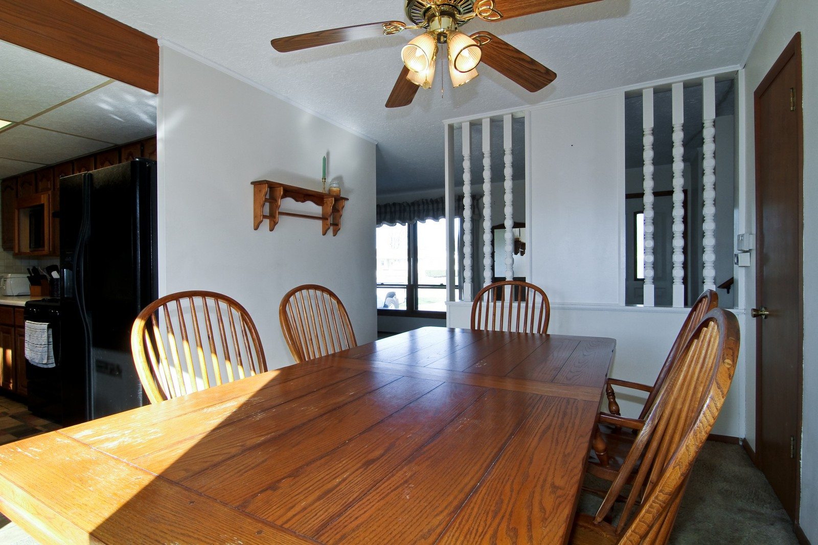 Real Estate Photography - 368 Thunderbird Trl, Carol Stream, IL, 60188 - Dining Room