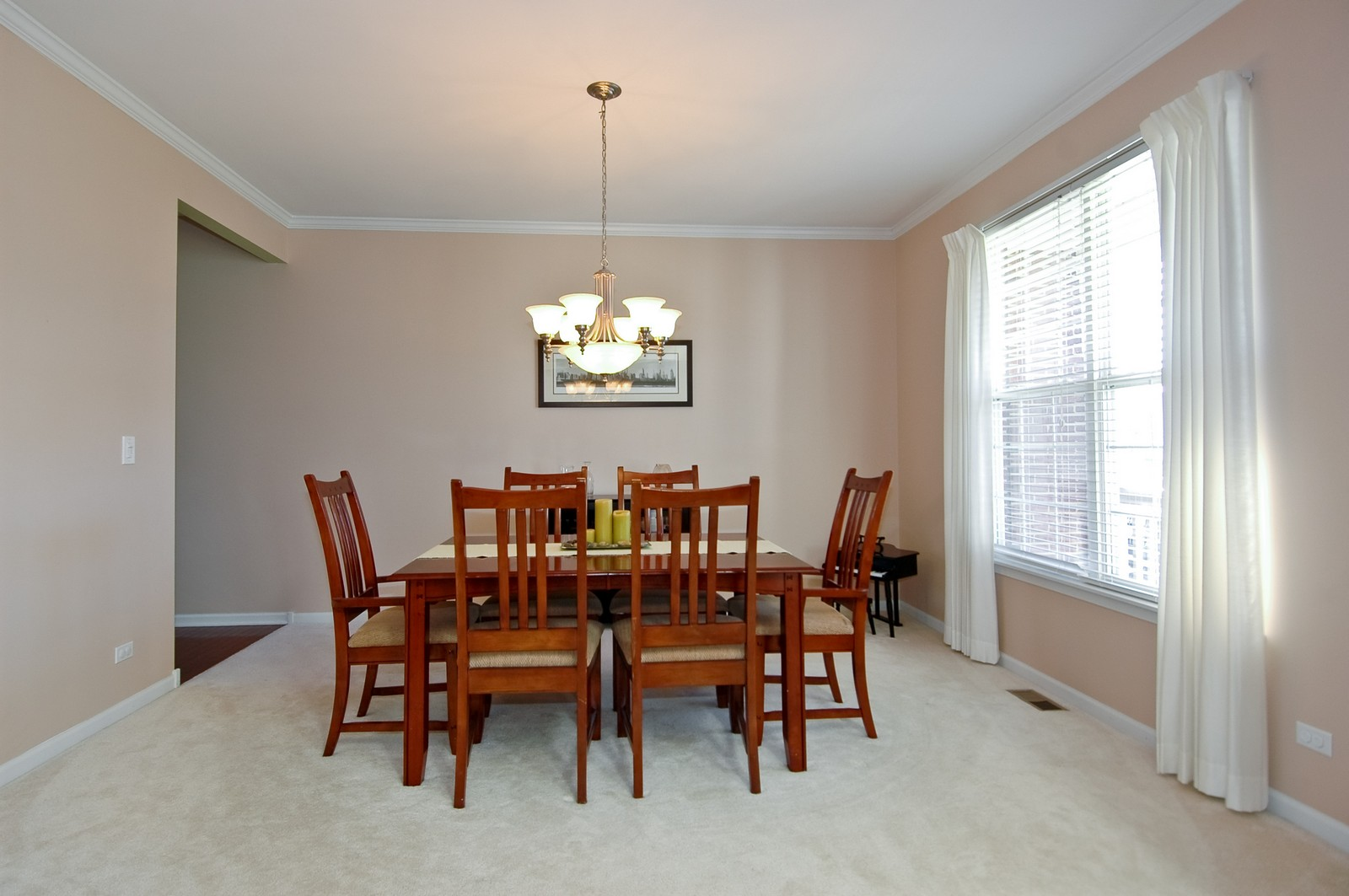 Real Estate Photography - 1513 Rolling Hills Dr, Crystal Lake, IL, 60014 - Dining Room