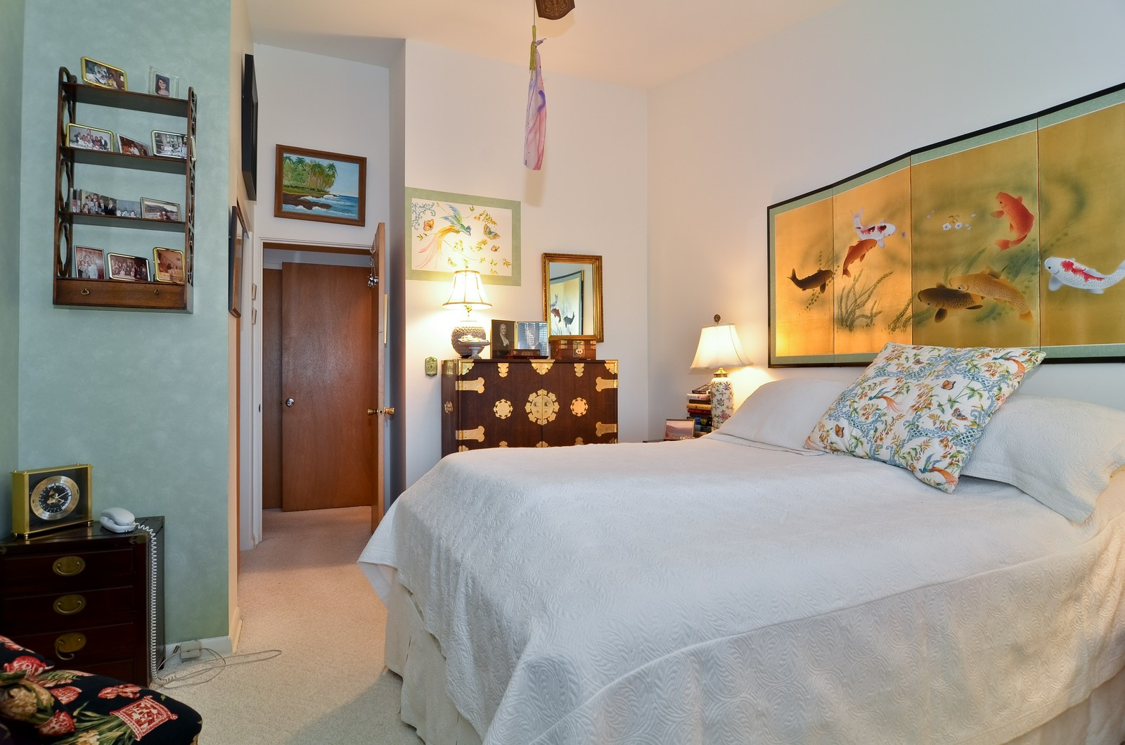 Real Estate Photography - 308 W Frontage Rd, Northfield, IL, 60093 - Master Bedroom
